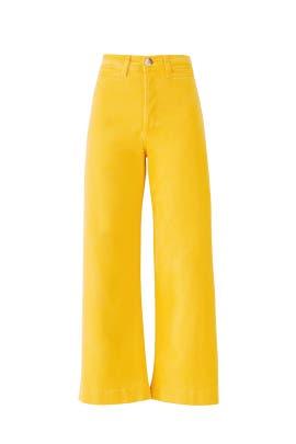 Saffron Caron Pant by M.i.h. Jeans