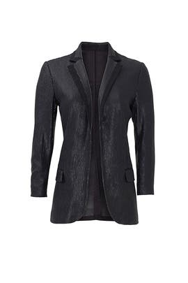 Sequin Mod Blazer by Nicole Miller