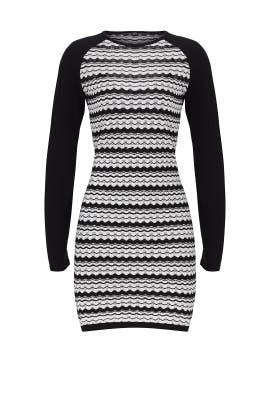 Zeal Sweater Dress by Trina Turk