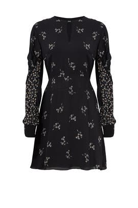 Floral Florence Dress by Tibi