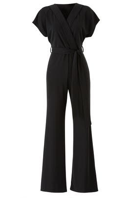 Black Original Jumpsuit by Slate & Willow