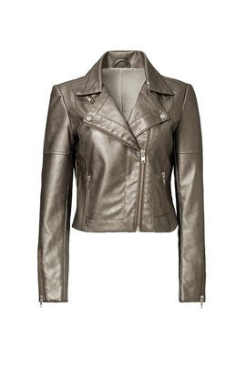 Silver Justine Jacket by TART Collections
