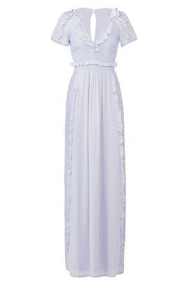 Calloway Lace Maxi by The Jetset Diaries