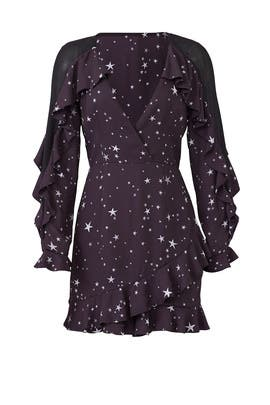 Midnight Sky Romper by Fame & Partners