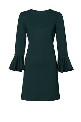 Green Panache Dress by Trina Turk
