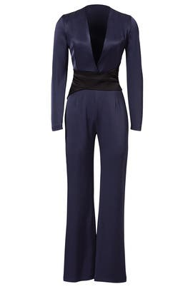 Saturday Night Jumpsuit by GALVAN
