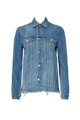 James Denim Jacket by Lovers + Friends