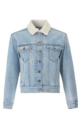 Clark Denim Jacket by Rebecca Minkoff
