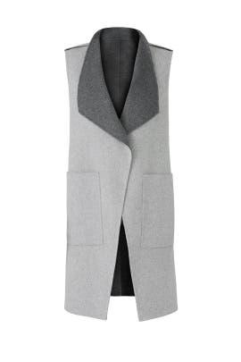 Ash Linn Wool Vest by SOIA & KYO