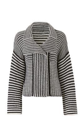 Onyx Sweater Coat by Splendid