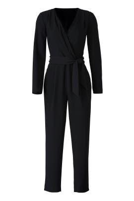 Black Amanda Jumpsuit by Slate & Willow