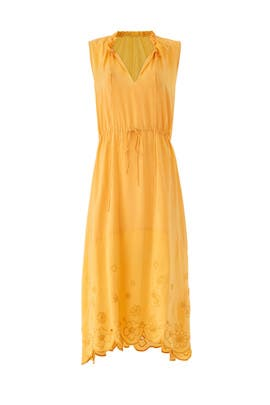 Yellow Ochre Dress by See by Chloe