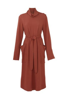 Sienna Funnel Neck Dress by Becken