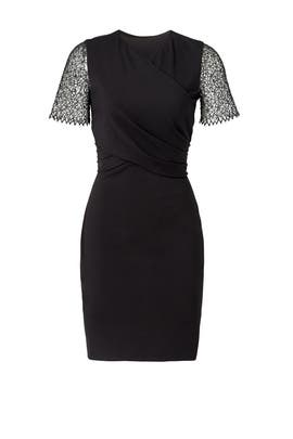 Lattice Lace Dress by Jason Wu