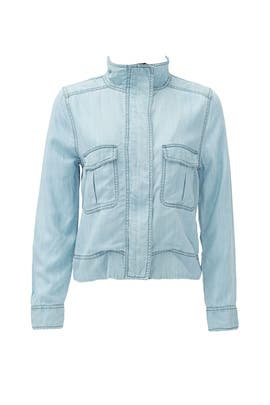 Romy Tencel Denim Jacket by BB Dakota