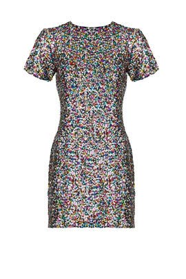 Confetti Holly Dress by Dress The Population