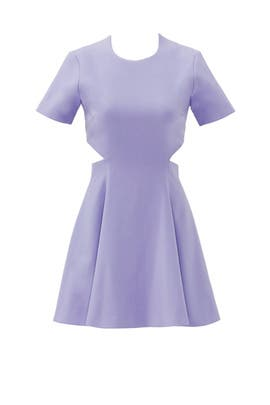 Lilac Leonie Dress by Elizabeth and James