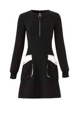 Belted Pocket Dress by Jason Wu Grey