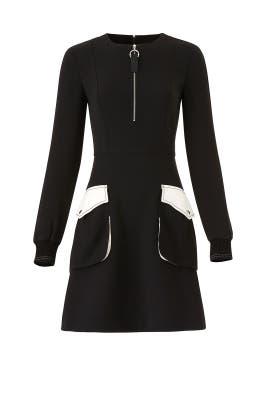 Belted Pocket Dress by Jason Wu Grey