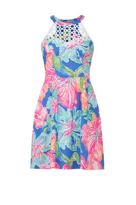 Floral Kinley Dress by Lilly Pulitzer
