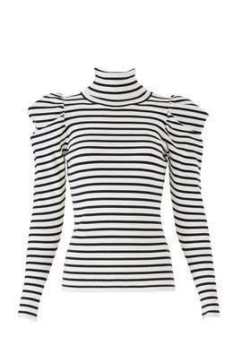 Striped Baker Sweater by A.L.C.