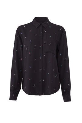 Lightning Bolt Rosci Shirt by Rails