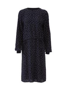 Cassandra Dot Dress by Just Female