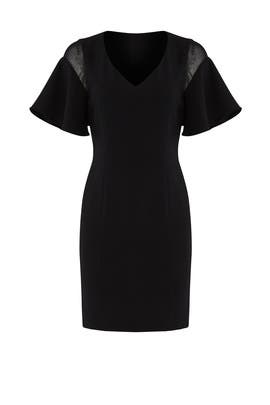 Chic Flutter Dress by Slate & Willow