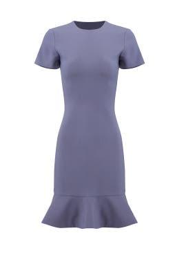 Beckett Ruffle Hem Dress by LIKELY