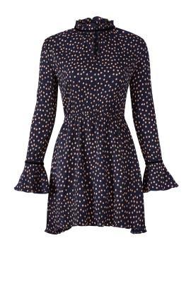 Atlanta Polka Dot Dress by The Fifth Label