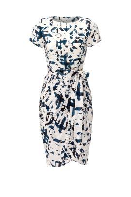 Mix & Mingle Wrap Dress by Yumi Kim