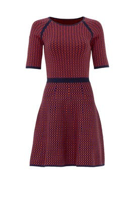 Red Turner Dress by Trina Turk