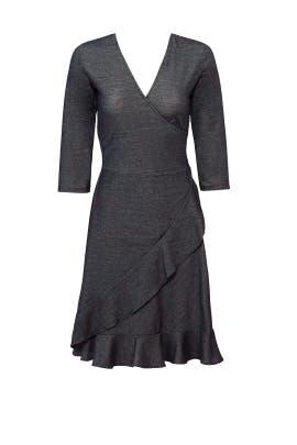 Tatiana Faux Wrap Dress by Leota