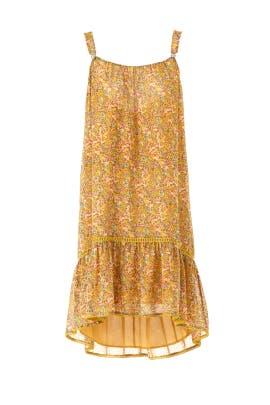 Yellow Madison Dress by Rebecca Minkoff