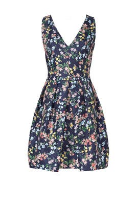 Floral Devon Dress by ERIN erin fetherston