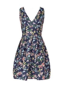 Floral Devon Dress by ERIN erin fetherston