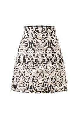 Amaretto Shawn Skirt by kate spade new york