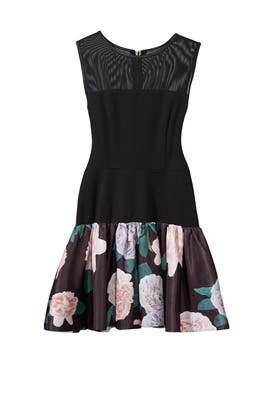 Scattered Flowers Dress by ERIN erin fetherston
