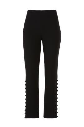 Black Lida Pants by Cinq à Sept