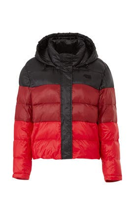Colorblock Puffer Jacket by Proenza Schouler White Label
