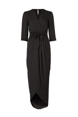 Timeless Wrap Dress by Amanda Uprichard