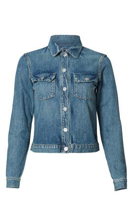 Penn Denim Jacket by Elizabeth and James