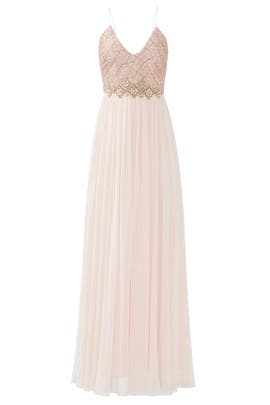 Blushing Ballerina Gown by Badgley Mischka