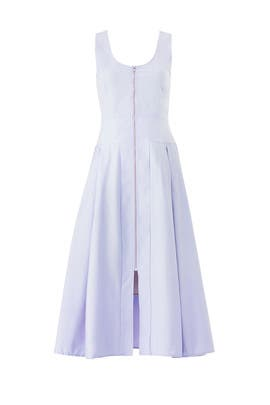 Lavender Poppy Dress by Hunter Bell
