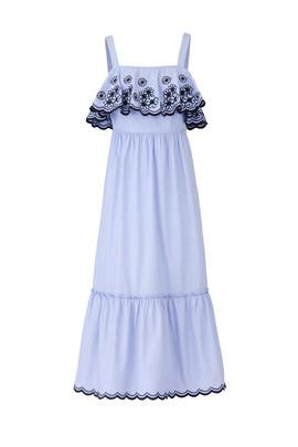 Daisy Embroidered Patio Dress by kate spade new york