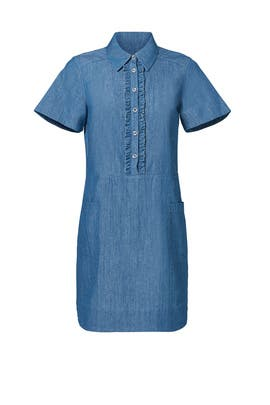 Chambray Pembrooke Dress by ERIN erin fetherston