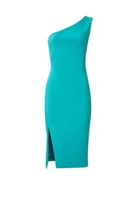 Turquoise Helena Dress by LIKELY