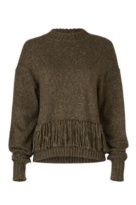 Olive Neala Sweater by Rebecca Minkoff