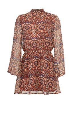 Paisley Malory Dress by cupcakes and cashmere