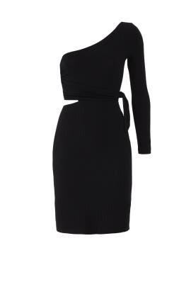Black Bliss Dress by Flynn Skye